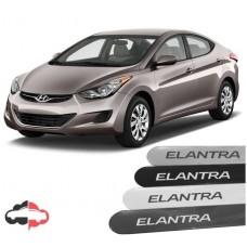 Friso Lateral Personalizado Hyundai Elantra