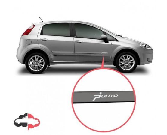 Friso Lateral Personalizado Fiat Novo Punto