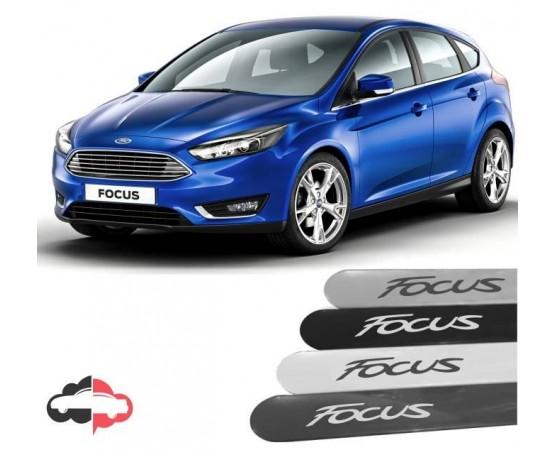 Friso Lateral Personalizado Ford Focus Sedan