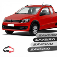 Friso Lateral Personalizado Volkswagen Saveiro