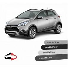 Friso Lateral Personalizado Hyundai HB20X