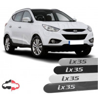 Friso Lateral Personalizado Hyundai iX35