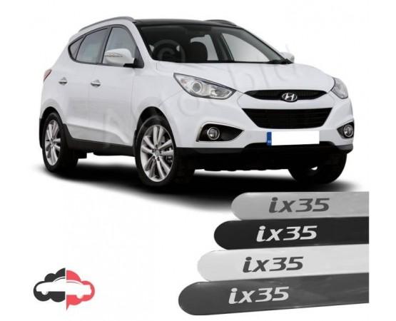 Friso Lateral Personalizado Hyundai iX35 (Alfabetoauto) por alfabetoauto.com.br