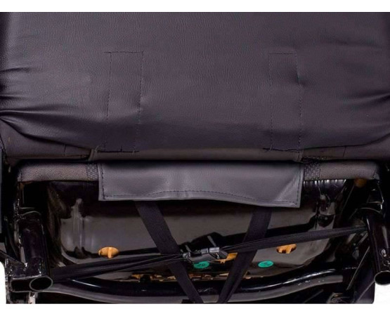 Capa de Banco em Courvin automotivo preto fiat palio / siena fire (CarFashion) por alfabetoauto.com.br