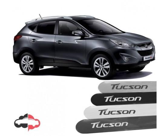 Friso Lateral Personalizado Hyundai Tucson (Alfabetoauto) por alfabetoauto.com.br