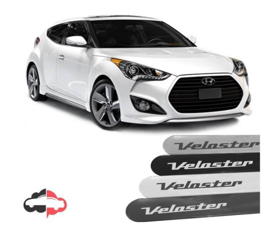 Friso Lateral Personalizado Hyundai Veloster