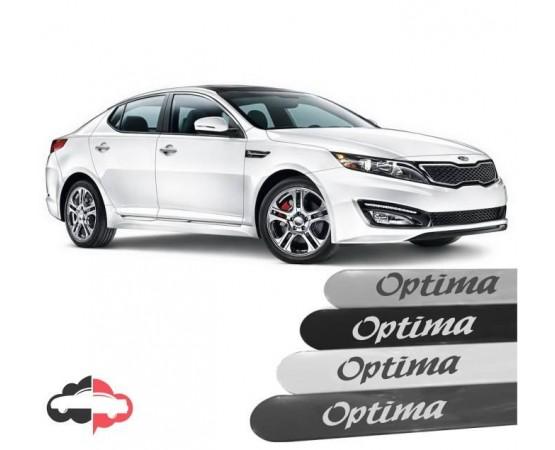 Friso Lateral Personalizado Kia Optima (Alfabetoauto) por alfabetoauto.com.br