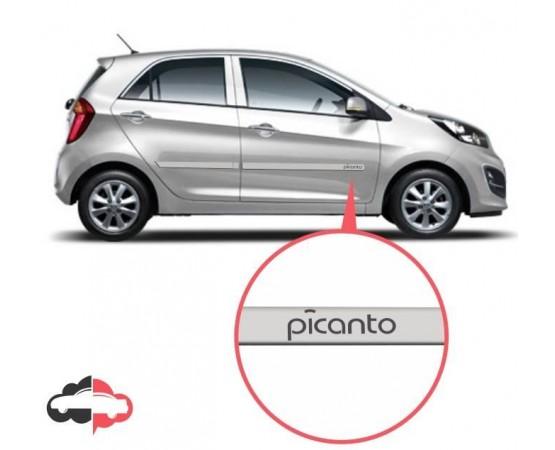 Friso Lateral Personalizado Kia Picanto