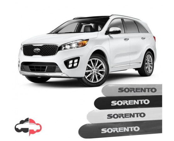 Friso Lateral Personalizado Kia Sorento (Alfabetoauto) por alfabetoauto.com.br