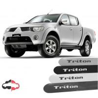 Friso Lateral Personalizado Mitsubishi L200 Triton