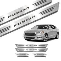 Soleira de Aço Inox Ford Fusion