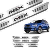 Soleira de Aço Inox Mitsubishi ASX
