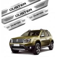 Soleira de Aço Inox Renault Duster