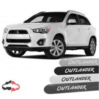 Friso Lateral Personalizado Mitsubishi Outlander