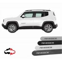 Friso Lateral Personalizado Jeep Renegade