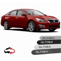 Friso Lateral Personalizado Nissan Altima
