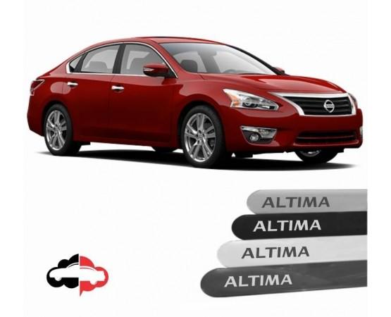 Friso Lateral Personalizado Nissan Altima (Alfabetoauto) por alfabetoauto.com.br