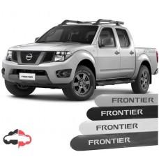 Friso Lateral Personalizado Nissan Frontier