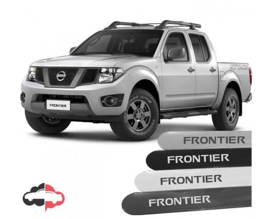 Friso Lateral Personalizado Nissan Frontier (Alfabetoauto) por alfabetoauto.com.br