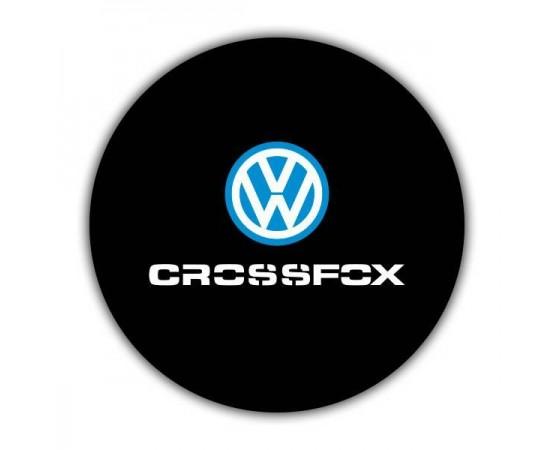 Capa de Estepe Volkswagem Crossfox - CS-01 (Alfabetoauto) por alfabetoauto.com.br