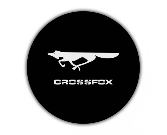 Capa de Estepe Volkswagem Crossfox - CS-02 (Alfabetoauto) por alfabetoauto.com.br