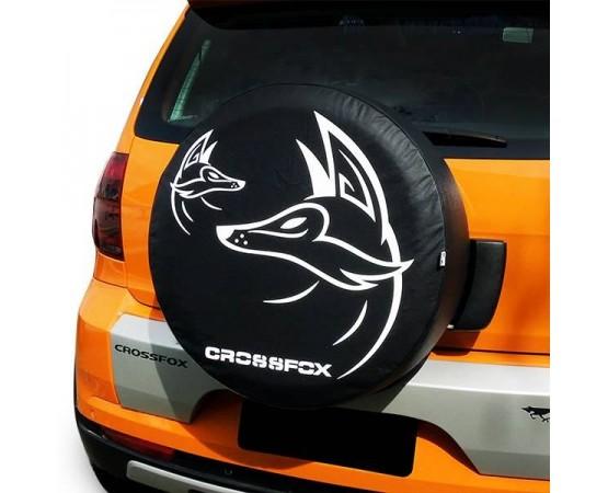 Capa de Estepe Volkswagem Crossfox - CS-03 (Alfabetoauto) por alfabetoauto.com.br