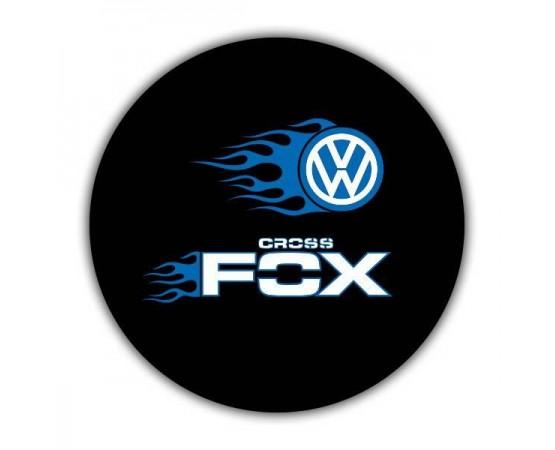 Capa de Estepe Volkswagem Crossfox - CS-04 (Alfabetoauto) por alfabetoauto.com.br