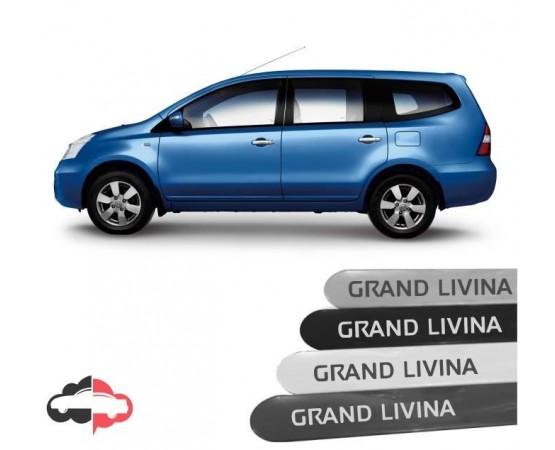Friso Lateral Personalizado Nissan Grand Livina