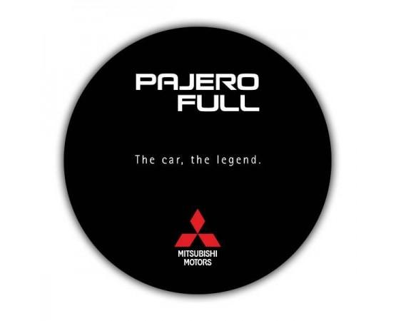 Capa de Estepe Mitsubishi Pajero Full - CS-19 (Alfabetoauto) por alfabetoauto.com.br