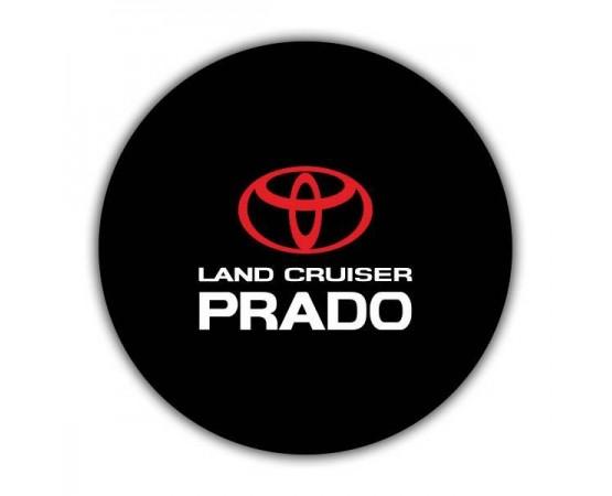 Capa de Estepe Toyota Land Cruiser Prado - CS-24 (Alfabetoauto) por alfabetoauto.com.br