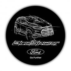 Capa de Estepe Ford EcoSport - CS-49