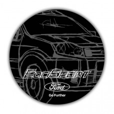 Capa de Estepe Ford EcoSport - CS-59