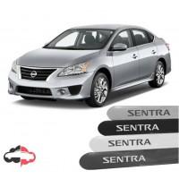 Friso Lateral Personalizado Nissan Sentra
