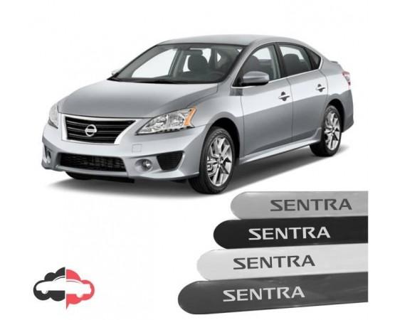 Friso Lateral Personalizado Nissan Sentra (Alfabetoauto) por alfabetoauto.com.br