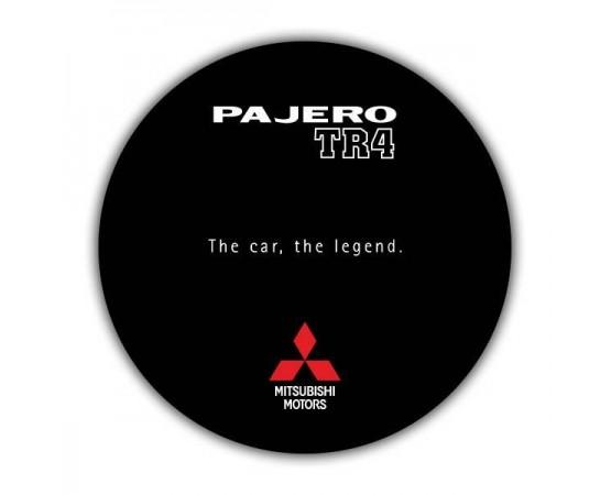 Capa de Estepe Mitsubishi Pajero TR4 - CS-67 (Alfabetoauto) por alfabetoauto.com.br