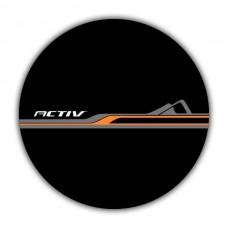 Capa de Estepe Chevrolet Spin Activ - CS-70