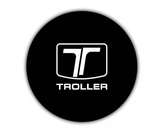 Capa de Estepe Troller T4 - CS-77 (Alfabetoauto) por alfabetoauto.com.br