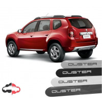 Friso Lateral Personalizado Renault Duster