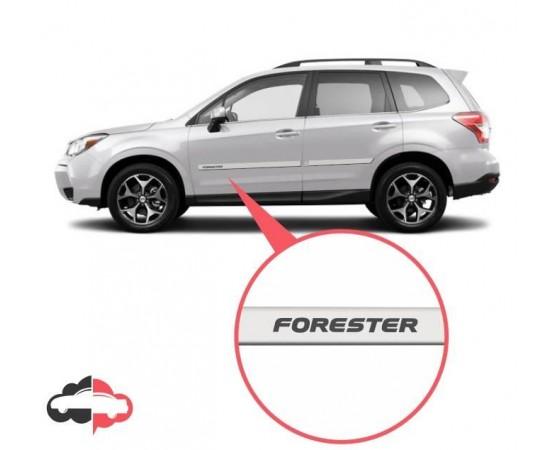 Friso Lateral Personalizado Subaru Forester