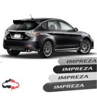 Friso Lateral Personalizado Subaru Impreza
