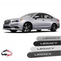 Friso Lateral Personalizado Subaru Legacy