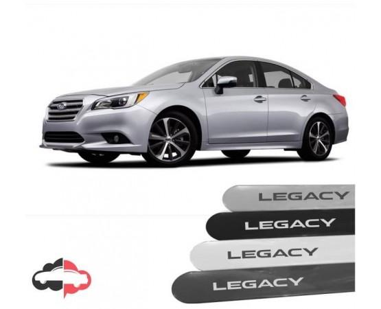 Friso Lateral Personalizado Subaru Legacy (Alfabetoauto) por alfabetoauto.com.br