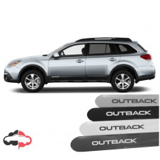 Friso Lateral Personalizado Subaru Outback