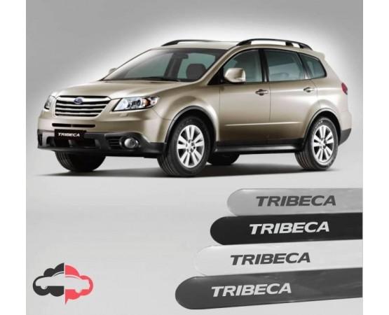 Friso Lateral Personalizado Subaru Tribeca (Alfabetoauto) por alfabetoauto.com.br