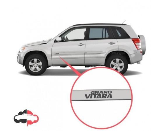 Friso Lateral Personalizado Suzuki Grand Vitara (Alfabetoauto) por alfabetoauto.com.br