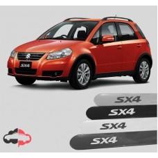 Friso Lateral Personalizado Suzuki Sx4