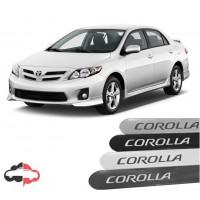 Friso Lateral Personalizado Toyota Corolla
