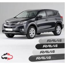 Friso Lateral Personalizado Toyota RAv4