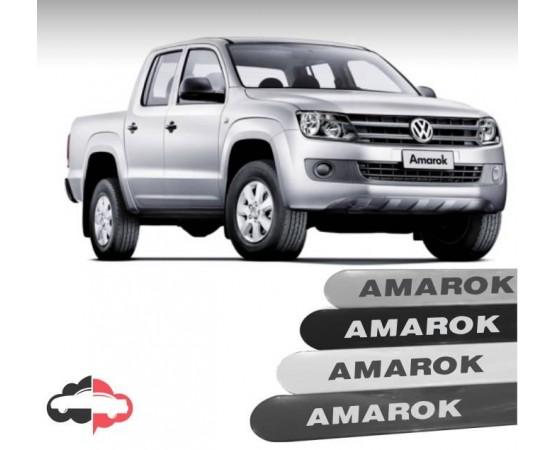 Friso Lateral Personalizado Volkswagen Amarok (Alfabetoauto) por alfabetoauto.com.br