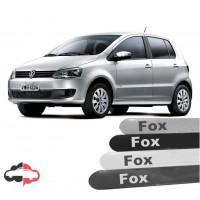 Friso Lateral Personalizado Volkswagen Fox 4 portas